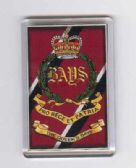 QUEEN'S BAYS FRIDGE MAGNET